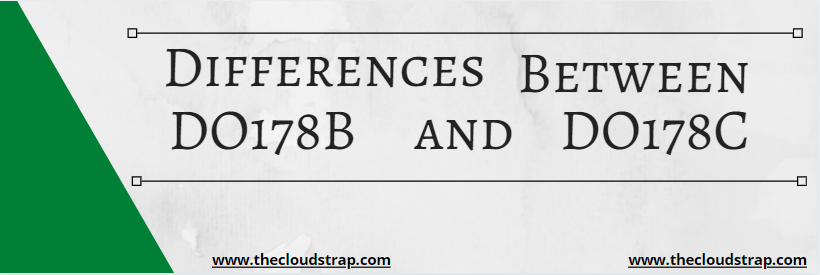 Differences Between DO178B and DO178C