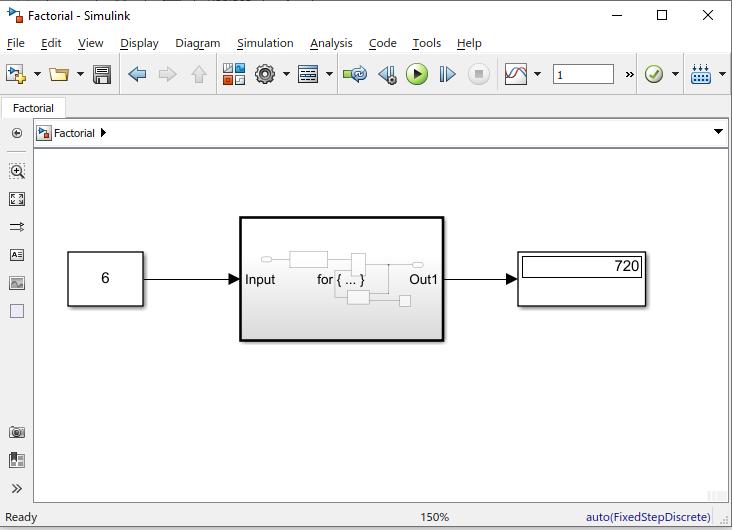 Simulink Tutorial Series - 6; Step-1; Model Output-2